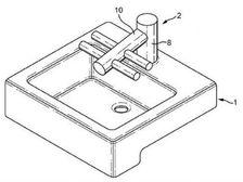 Придумано устройство, совмещающее кран и сушилку для рук