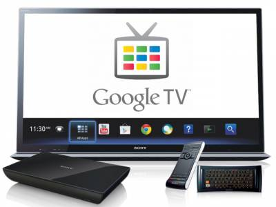 Google TV станет Android TV
