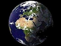 Из-за глобального потепления смещается ось Земли