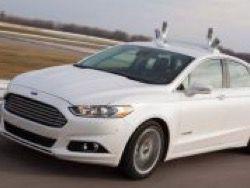 Ford готовит к выпуску полностью самоуправляемые авто.