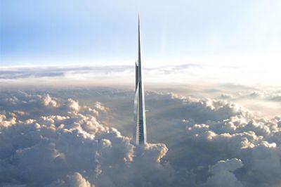 Саудовская Аравия обеспечила строительство небоскреба высотой вкилометр