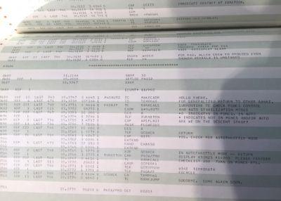 Исходный код «Аполлона-11» выложили на Github