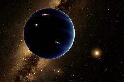 Происхождению таинственной Планеты Хнашли случайное объяснение