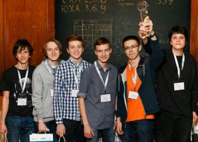 российские школьники придумали молекулярный циферблат