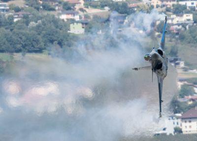 Франция и Германия займутся разработкой истребителя шестого поколения