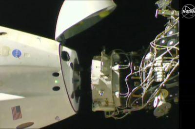 SpaceX признала гибель пилотируемого корабля Crew Dragon