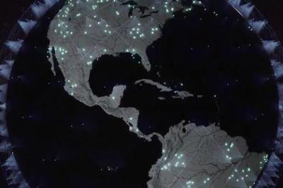 SpaceX вывела 60спутников для глобального интернета