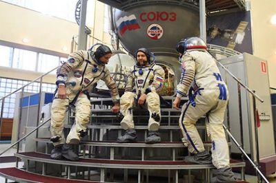 «Роскосмос» признал финансирование российской пилотируемой космонавтики США