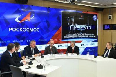 «Роскосмос» отреагировал назапрет США российских ракет