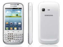 Galaxy Chat: Android 4.0 и QWERTY-клавиатура