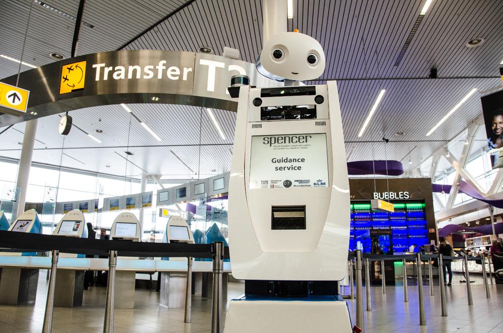 Самые крутые и технологические аэропорты на сегодняшний день